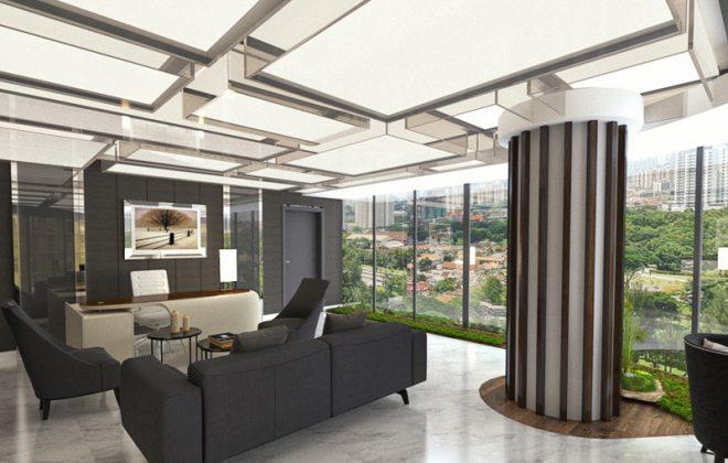 Ankara İç Mimarlık Ofis Projeleri