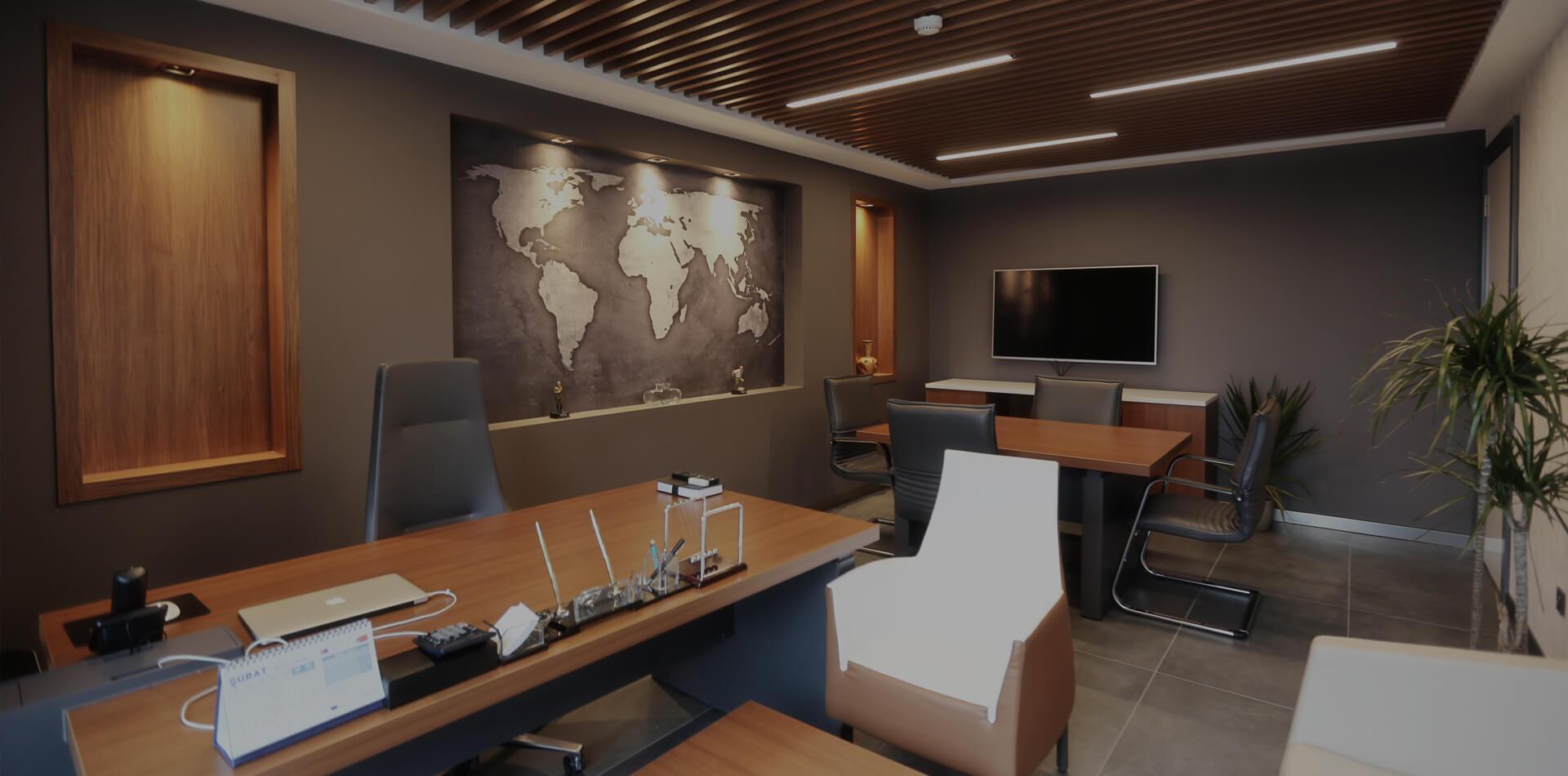 Ofis Tasarımı Ankara Move Mimarlık