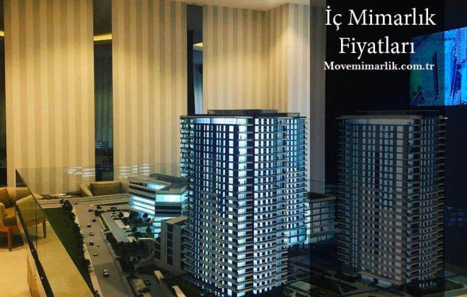 Çukurambar İç Mimarlık Fiyatları