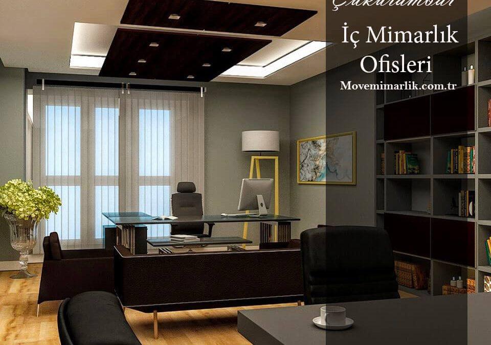 Çukurambar İç Mimarlık Ofisleri